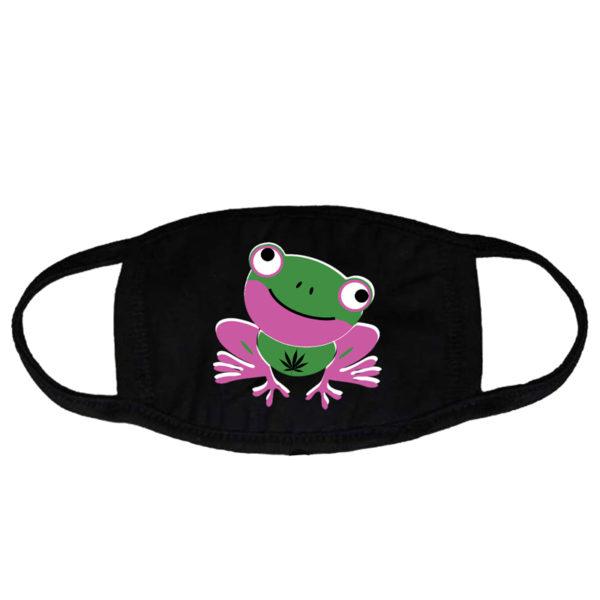 420 Frog Mask
