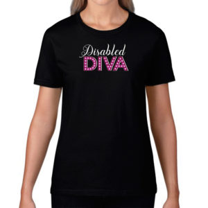 Disabled Diva Shirt