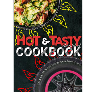 Hot & Tasty Cookbook Cover