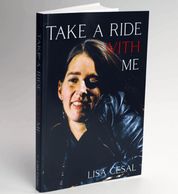 Take A Ride With Me Front Cover Photo